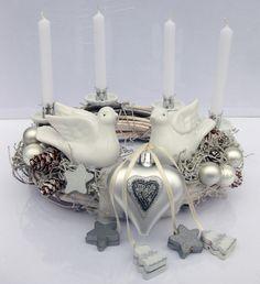 ... Corona de adviento on Pinterest | Advent wreaths, Corona and Advent