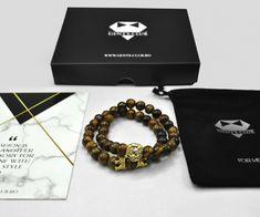 SET CADOU 2 BRATARI MARO CHARM CORONITA LION Lion, Charmed, Personalized Items, Club, Leo, Lions
