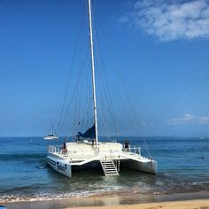 Teralani snorkel trips leave from Dig Me Beach daily on Kaanapali!