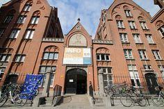 FOTO. Oude klaslokalen van 'de Londenstraat' - Gazet van Antwerpen--INFORMATIEF(scholen)