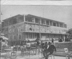 Iraklion Lion square