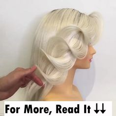 Layered and Gathered Bridal Hairstyle - 40 Gorgeous Wedding Hairstyles for Long Hair - The Trending Hairstyle Face Shape Hairstyles, Dance Hairstyles, Straight Hairstyles, Braided Hairstyles, Cool Hairstyles, Easy Hairstyle, Vintage Hairstyles, Pelo Retro, Curly Hair Styles