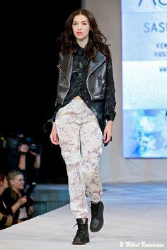 Minni f. Ronya, Finnish Catwalk 2012 – Designers' Show, Helsinki, Finland