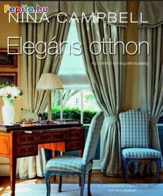Elements of Design: Elegant Wisdom That Works for Every Room in Your Home by Nina Campbell, Alexandra Parsons 9781904991984 Interior Design Books, Best Interior, Interior Styling, Elements Of Style, Elements Of Design, Nina Campbell, Italian Home, Thing 1, British Style