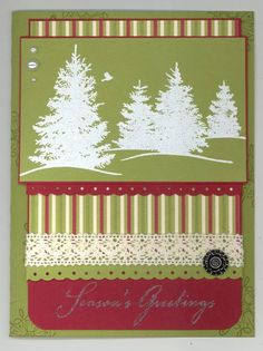 scenic season by gabby89 - Cards and Paper Crafts at Splitcoaststampers