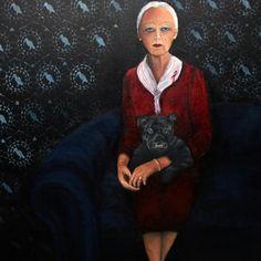 Portrait in Oil by www.Joannacookeart.com