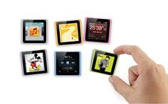 Apple's 2011 iPod Nanos - Jonathan Ive
