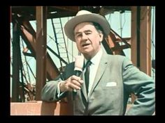 New York Worlds Fair with Lowell Thomas Lowell Thomas, Democratic National Convention, Atlantic City, World's Fair, Panama Hat, Suit Jacket, Jackets, Down Jackets, Jacket