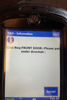 This delivery. | 27 Pictures That Might Make You Laugh For Once In Your Life