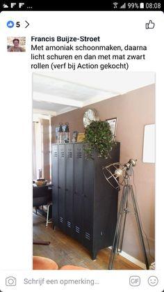 Action verf Lockers, Locker Storage, Garage, Action, Cabinet, Furniture, Home Decor, Carport Garage, Clothes Stand