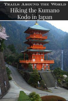 Hiking Kumano Kodo