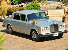 Princess Diana's 1979 Rolls-Royce Silver Shadow Being Auctioned