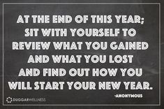 The perfect way to create new goals for the new year.