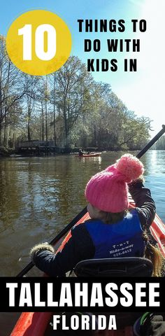 Tallahassee is much more than just the political capital of Florida… we discovered plenty of things to do with kids, from kayaking with alligators to seeing the world's largest magnet. Hmmm… maybe that's why we were so attracted to this city? ;-)