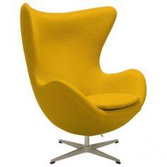 Arne Jacobsen (Egg chair)