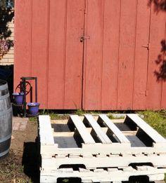 Urban Farming! Pallets!
