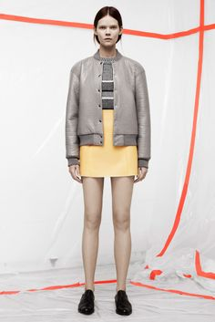 T by Alexander Wang   Pre-Fall 2014 Collection   Style.com