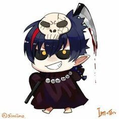 Im-Great Priest Imhotep Makoto Morishita's Twitter Chibi, T Bo, Priest, Haikyuu, Manga Anime, Geek Stuff, Fan Art, Twitter, Drawing Drawing