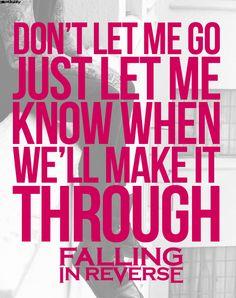 Rolling Stone - Falling In Reverse