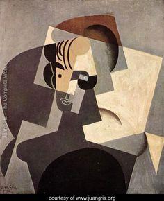 Portrait of Josette - Juan Gris - www.juangris.org