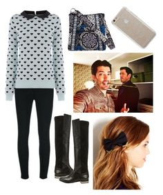 """""""I Got To Meet The Property Brothers!!!"""" by kenzilee43 ❤ liked on Polyvore"""