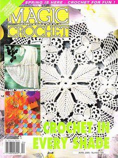 Magic-Crochet #155, April 2005