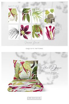 Pattern Illustration, Beautiful Patterns, Print Patterns, Pattern Design, Vibrant, Floral Prints, Bloom, Clip Art, Luxury