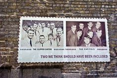 """Dublin Street Artist Remembers The """"Capitols"""" And  The """"Clipper Carton"""" (Carlton) - #StreetPhotography"""