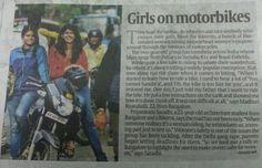 Female Bikers-India