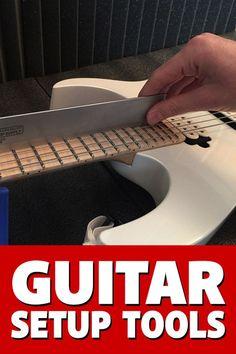 Guitar setup tools. See what tools you'll need to do your own guitar setups