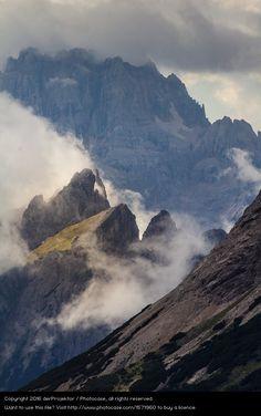 Foto 'Lichterscheinung in den Wolken' von 'derProjektor'