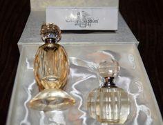 Oleg Cassini Perfume Bottles, boxed set