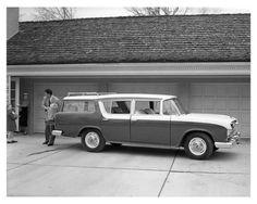 "allamericanclassic:  "" 1956 Nash Rambler Super Station Wagon  """