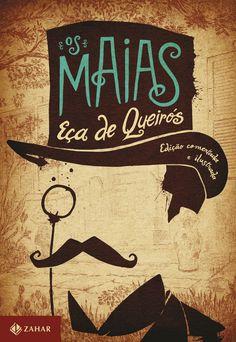 Os Maias - Eça de Queirós - (OH MY GOODNESS! One of the best books ever written.  Absorbing, fascinating, funny, sad, delicious!)