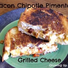 Grilled Bacon Pimento Cheese by growingupgabel