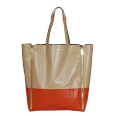 Celine Sleek Lambskin Vertical Zipper Gusset Cabas Bag Apricot Orange is not just for retain vital tools alongside one another; in addition it has develop into an accessory for all those ladies. Only you are aware of which can be the most effective bags satisfies you superior, stroll into our store, and choose the ideal a person!