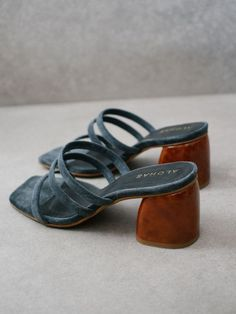 Suede Sandals, Suede Heels, Cute Shoes, Me Too Shoes, Looks Style, My Style, Aesthetic Shoes, Dream Shoes, Shoe Game