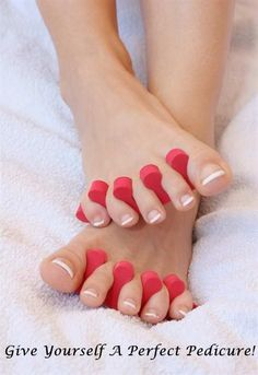 Give yourself a luxurious at-home pedicure that will look just as good as one from the salon and for a lot less! http://www.retailmenot.com/blog/how-to-do-a-pedicure-at-home.html