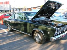 1966 Plymouth Barracuda Plymouth Barracuda, Cool Sports Cars, Bmw, Vehicles, Car, Vehicle, Tools