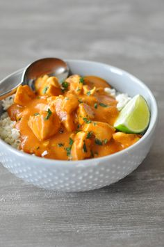 Paleo Pumpkin Curry - Fed & Fit