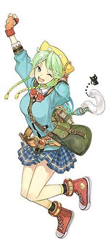 Atelier Shallie: Alchemist of the Dusk Sea
