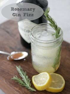 rosemary gin fizz bottoms up more gin fizz blog rosemary gin fizz ...