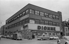 Montréal en photos, de 1861 à 1982 Mont-Royal – Berri, 1961