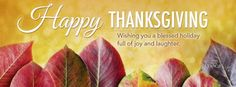 Download Happy Thanksgiving - Christian Facebook Cover & Banner
