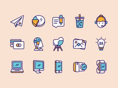 Iconset Update - Atlassian by Andrew McKay
