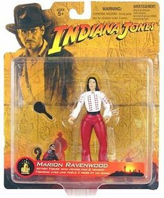 "Indiana Jones Disney Marion by Toys. $9.90. From the Manufacturer                This Indiana Jones 4"" 2003 action figure was originally an exclusive to the MGM Disney World theme park. Please check out our other collectible items on ToysRus.com by clicking above on ""by Brian's Toys, Inc.""."