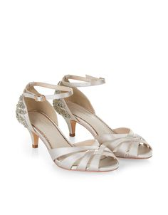 1ae39118ef5 Allow our Victoria heels to put sparkle in your step at this season s  special occasions.