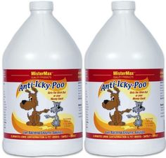 Anti Icky Poo Odor Removal 2 Gallon Set