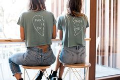 Amuse Society   Partner In Crime Crop Tees GWP! #amusesociety
