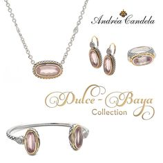 There's no such thing as too much Andrea Candela Jewelry.